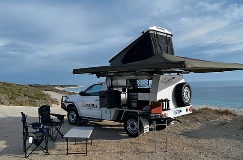 RedSands 4 WD Camper