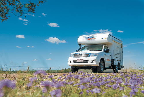 Apollo 4 WD Adventure Camper