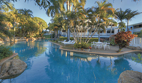 The Sovereign Resort Hotel; Cooktown